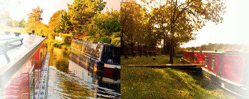 canal day trips