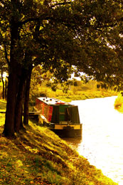 Canal holidays routes