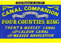 Pearson Canal Companion - Four Counties Ring